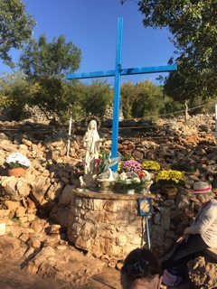 Our Lady in Medjugorie